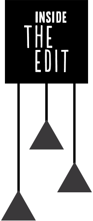 Inside The Edit logo